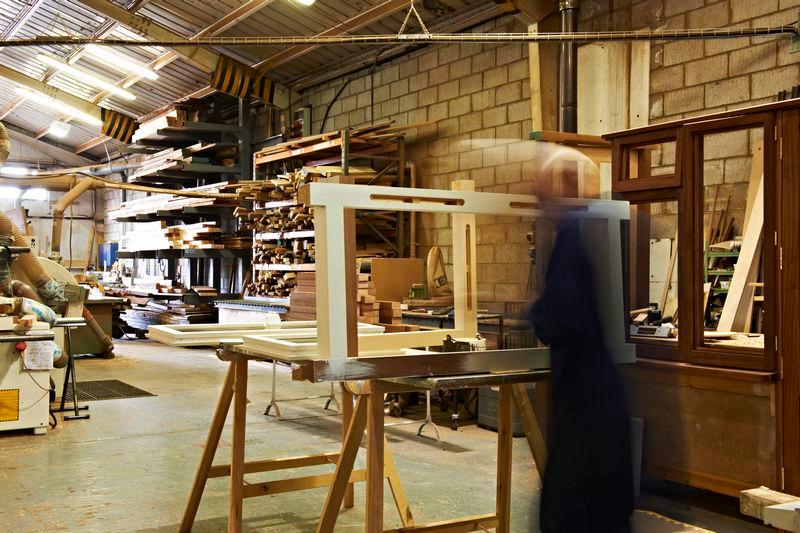 Workshops Base Business Park