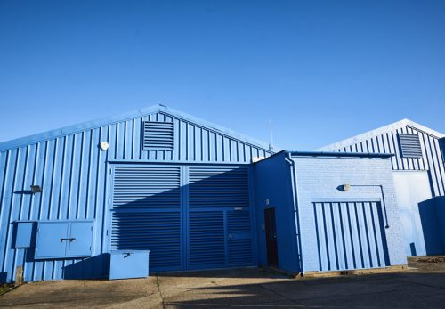 Industrial Units & Warehousing